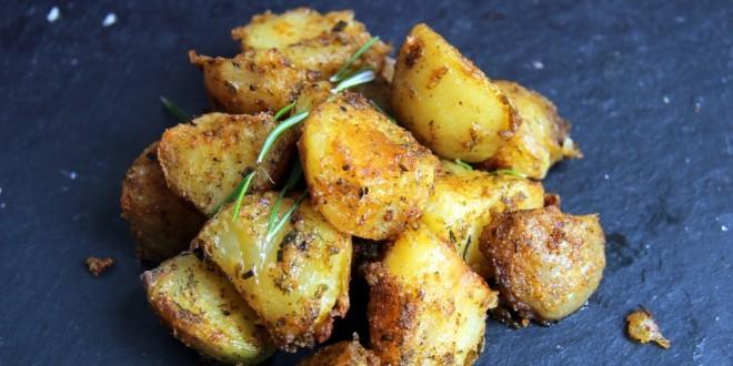 Receta | Patatas bravas al horno
